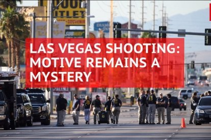 Las Vegas Police Say They Pursued 'More Than A 1,000 Leads, But Still No Clear Motive'