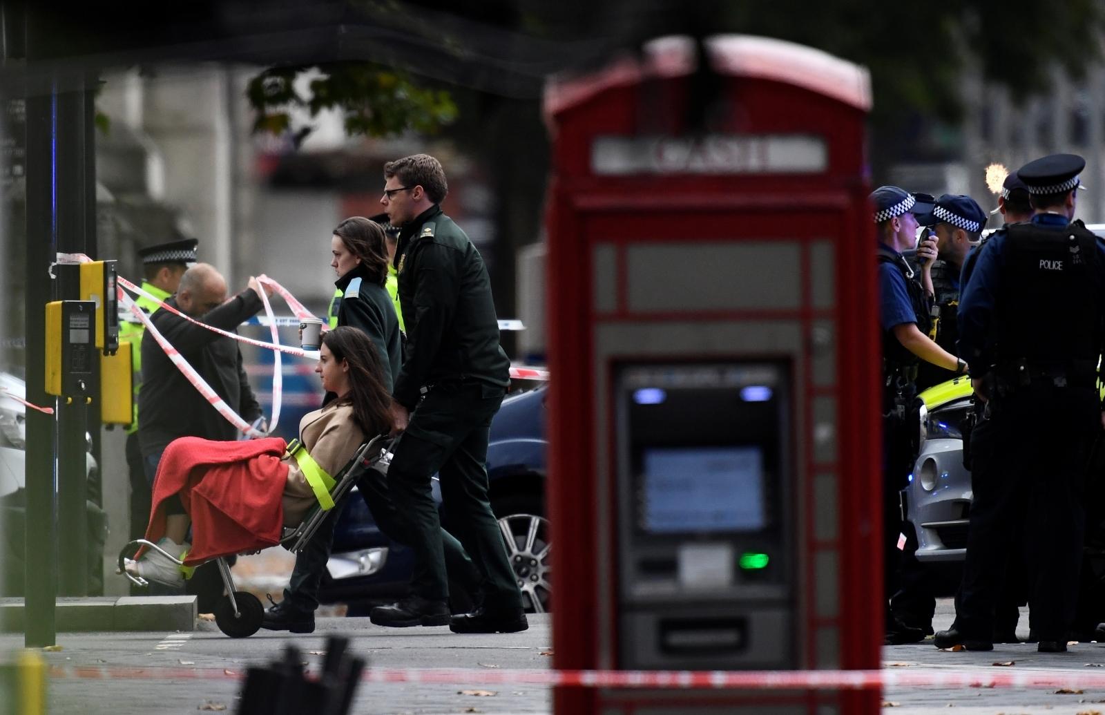 Exhibition Road Terror attack