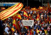 Spain Union Protests Madrid