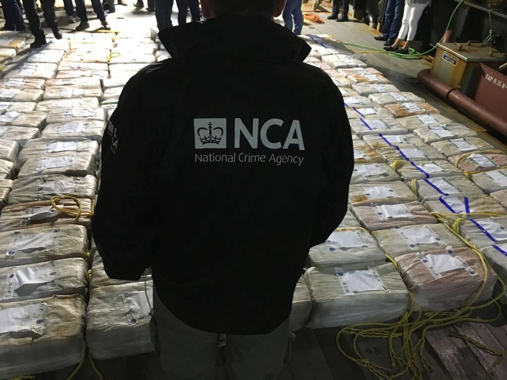 NCA drug haul