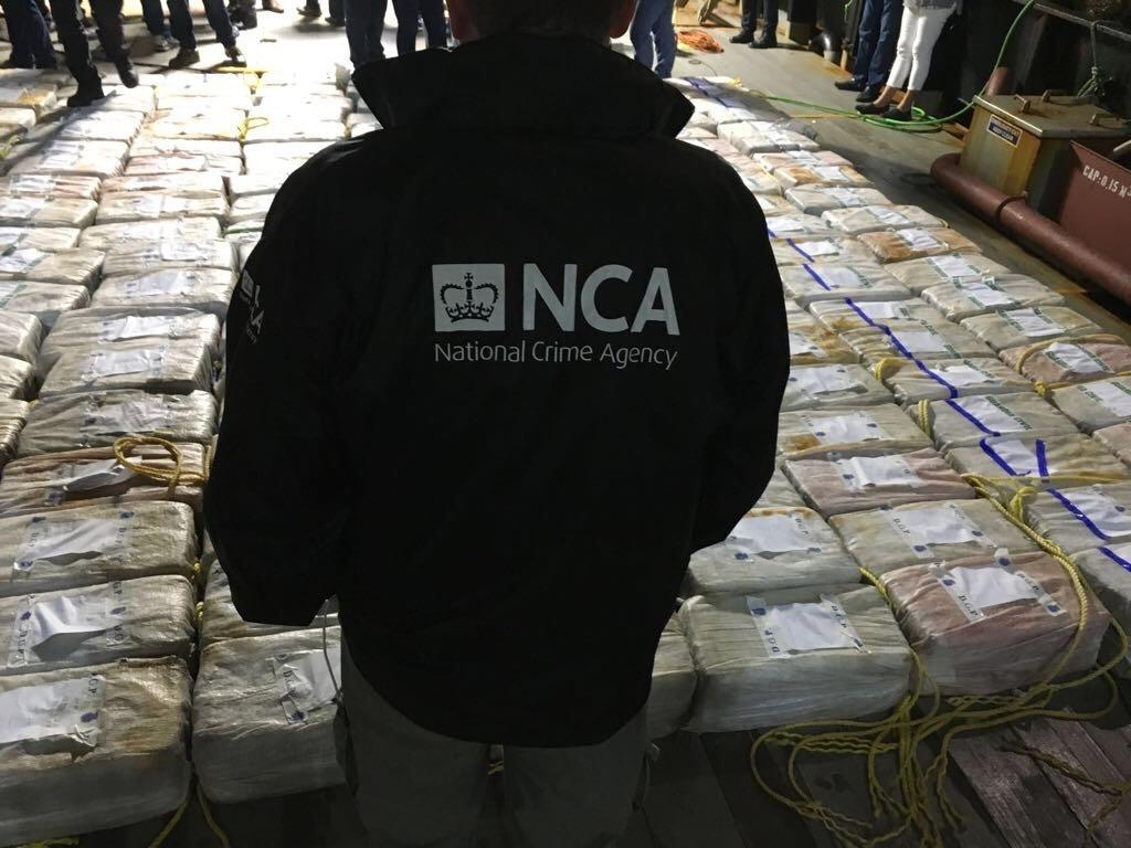 NCA drug haul
