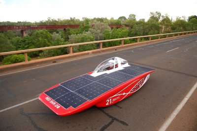 World Solar Challenge 2017