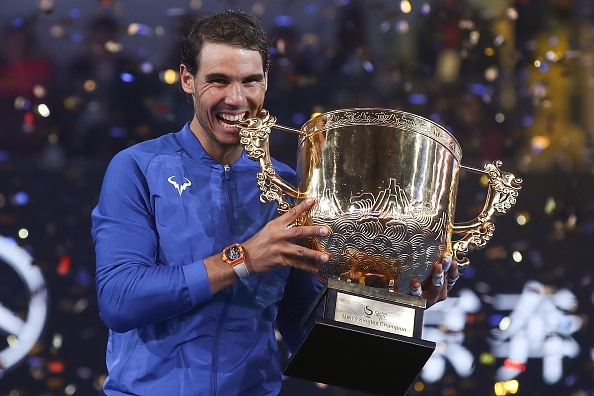 Roger Fededer: When does Federer play in the Shanghai Masters?