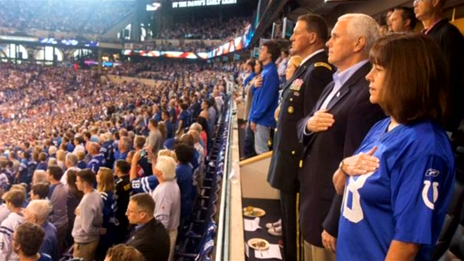 u-s-vice-president-mike-pence-leaves-nfl-game-after-players-kneel-during-national-anthem