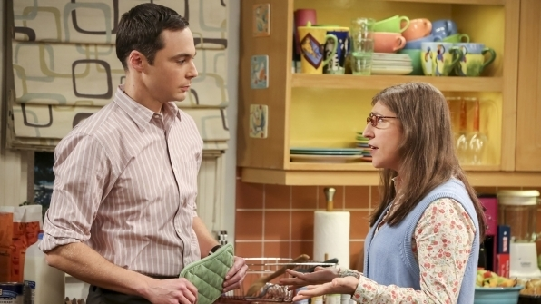 sheldon online dating She is a neurobiologist who raj and howard discovered on an online dating site and thought would be a perfect match for sheldon despite a short break, the two date until the 10th season, where sheldon finally asks her to marry him.
