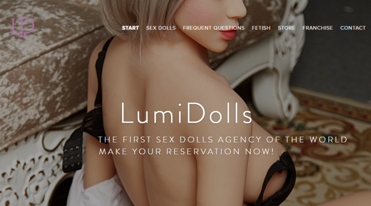 Lumidolls sex doll brothel
