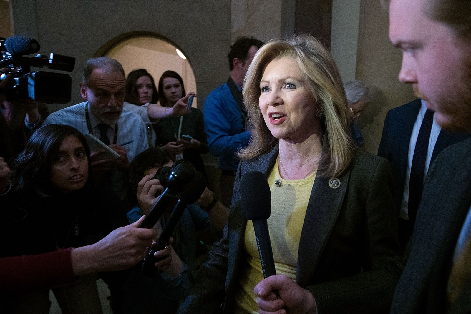 Rep Marsha Blackburn