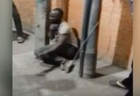 Nigerian man beaten by mob in Delhi