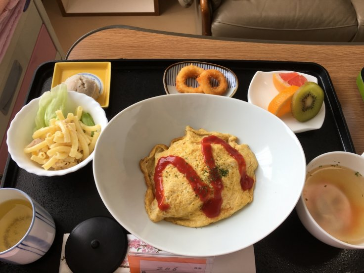 Japans Amazing Hospital Food Makes Nhs Meals Look Embarrassing