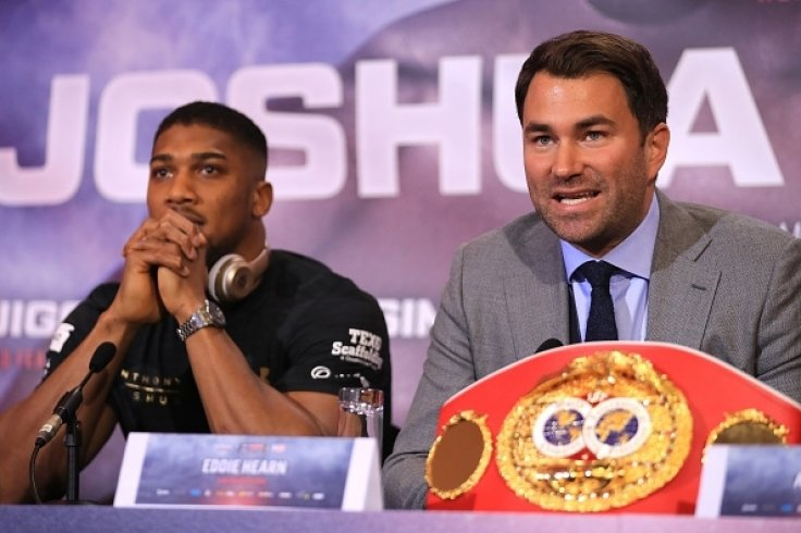 Joshua and Hearn