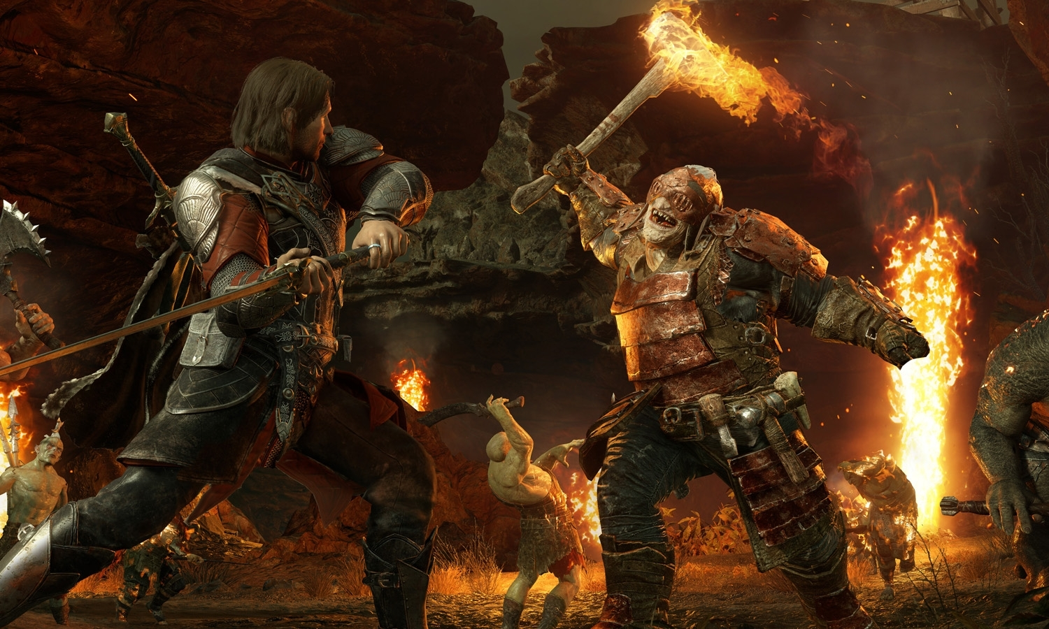 Middle-earth: Shadow of War has been cracked already
