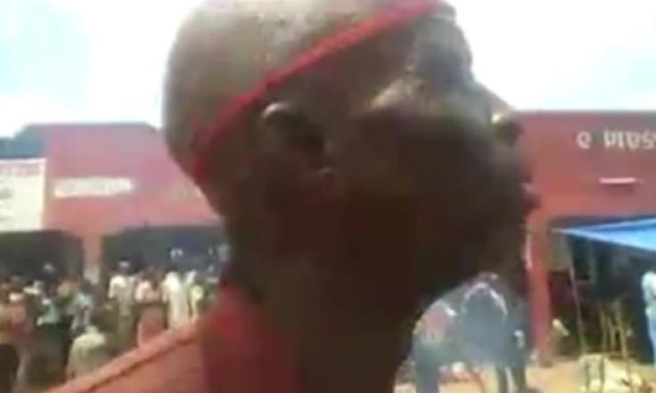 Luebo Congo beheading