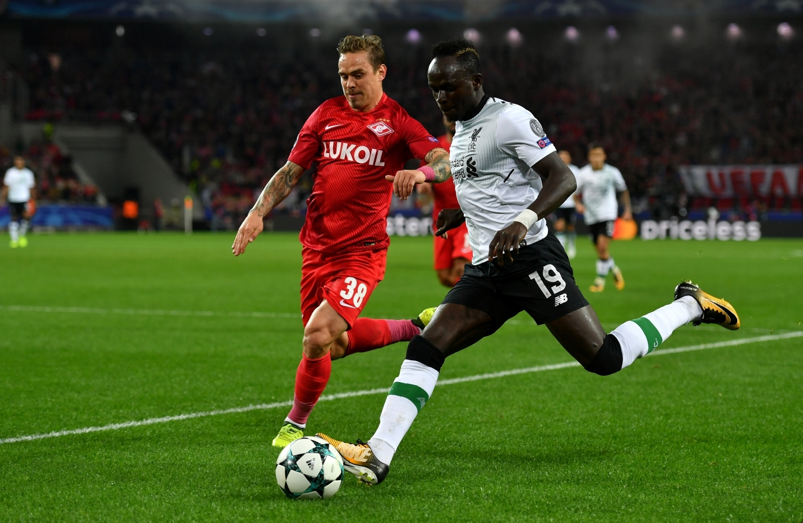 Senegal soccer star Sadio Mane's injury lifts SA