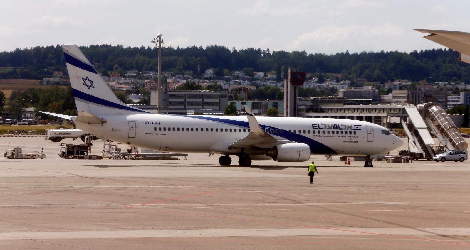 El Al airlines, Israel