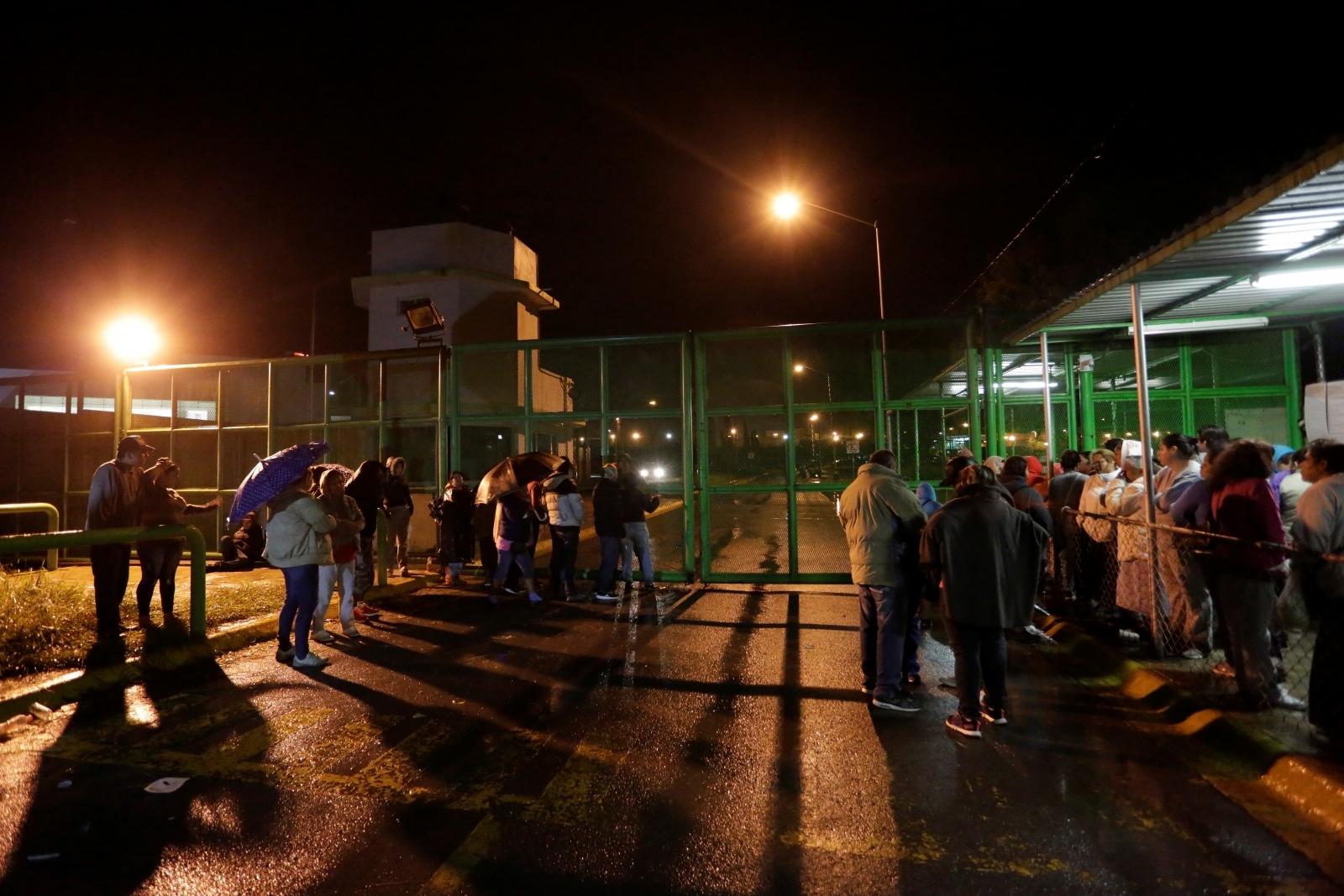 Mexico Cadereyta state prison