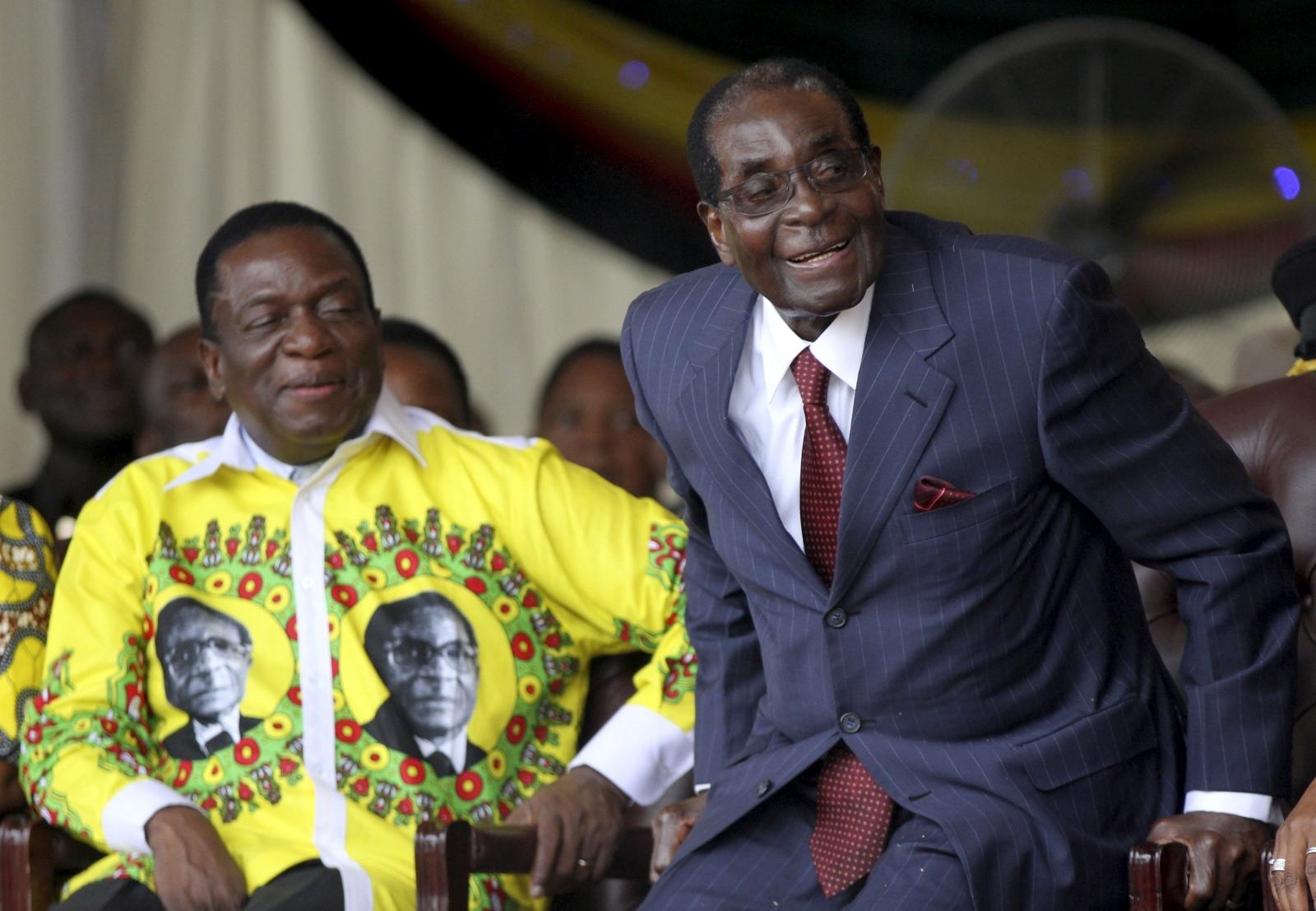 Emmerson Mnangagwa: Should Zimbabwe celebrate if 'The ...
