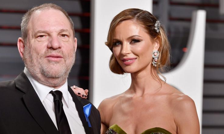Georgina Chapman Harvey Weinstein