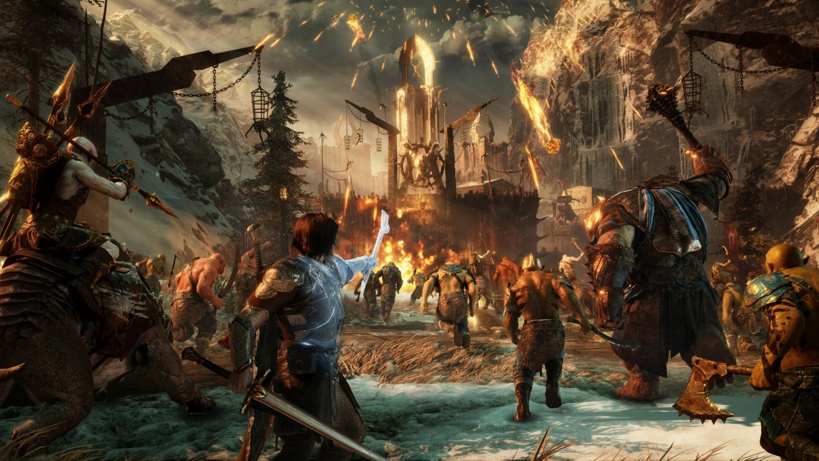 Middle-earth: Shadow of War Denuvo protection cracked in a day