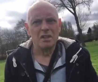 David Cox paedophile