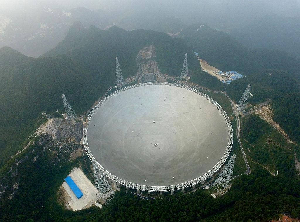 China FAST telescope