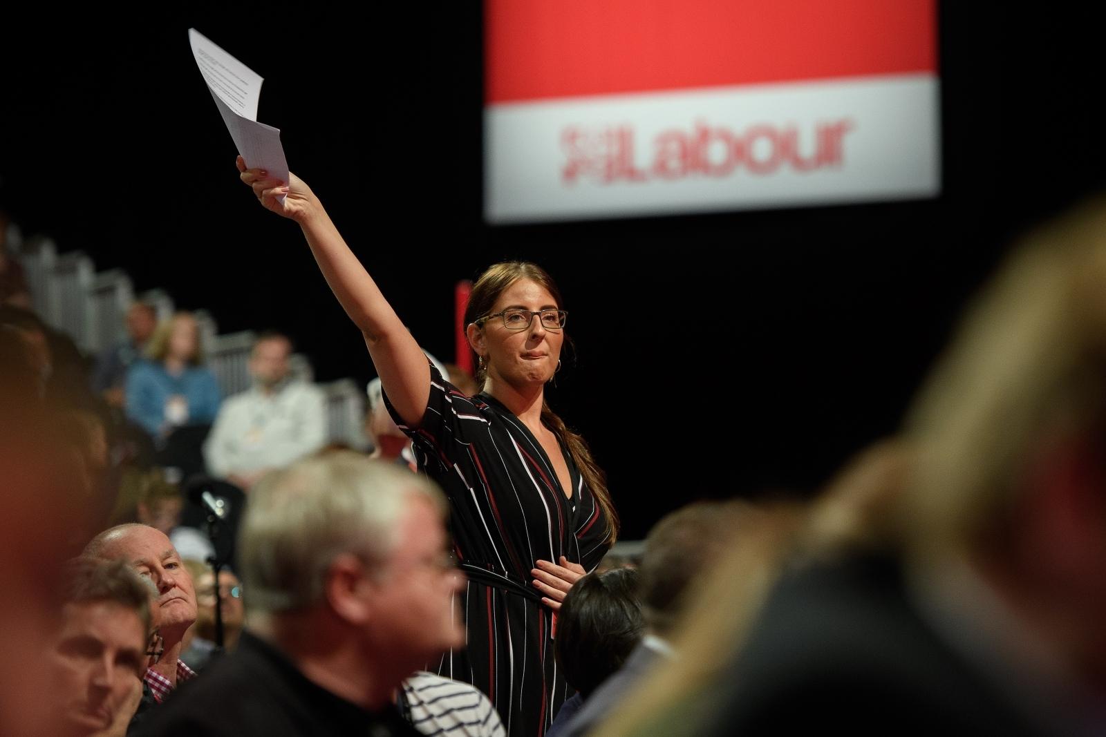 Laura Pidcock Labour MP