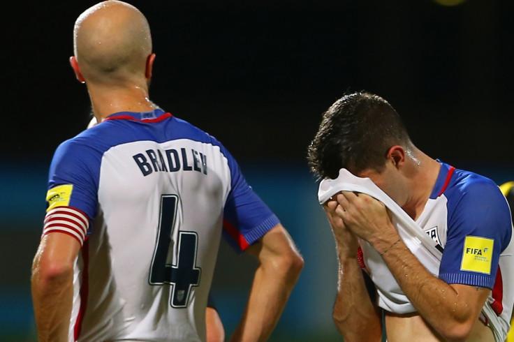 Trinidad 2-1 USA