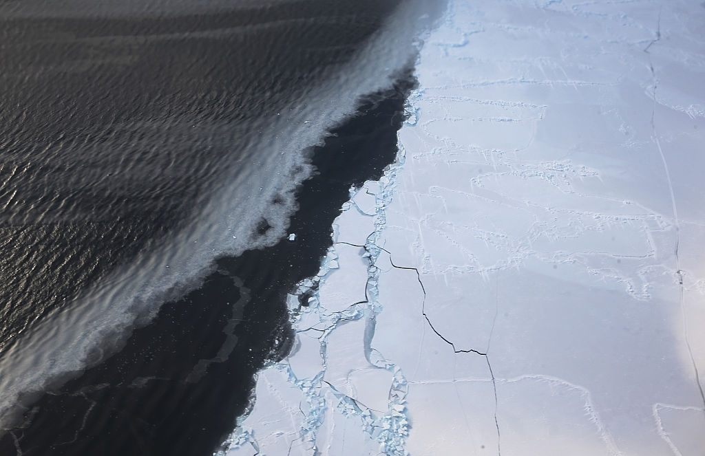 Mysterious Hole In Antarctica Scientists Detect Massive