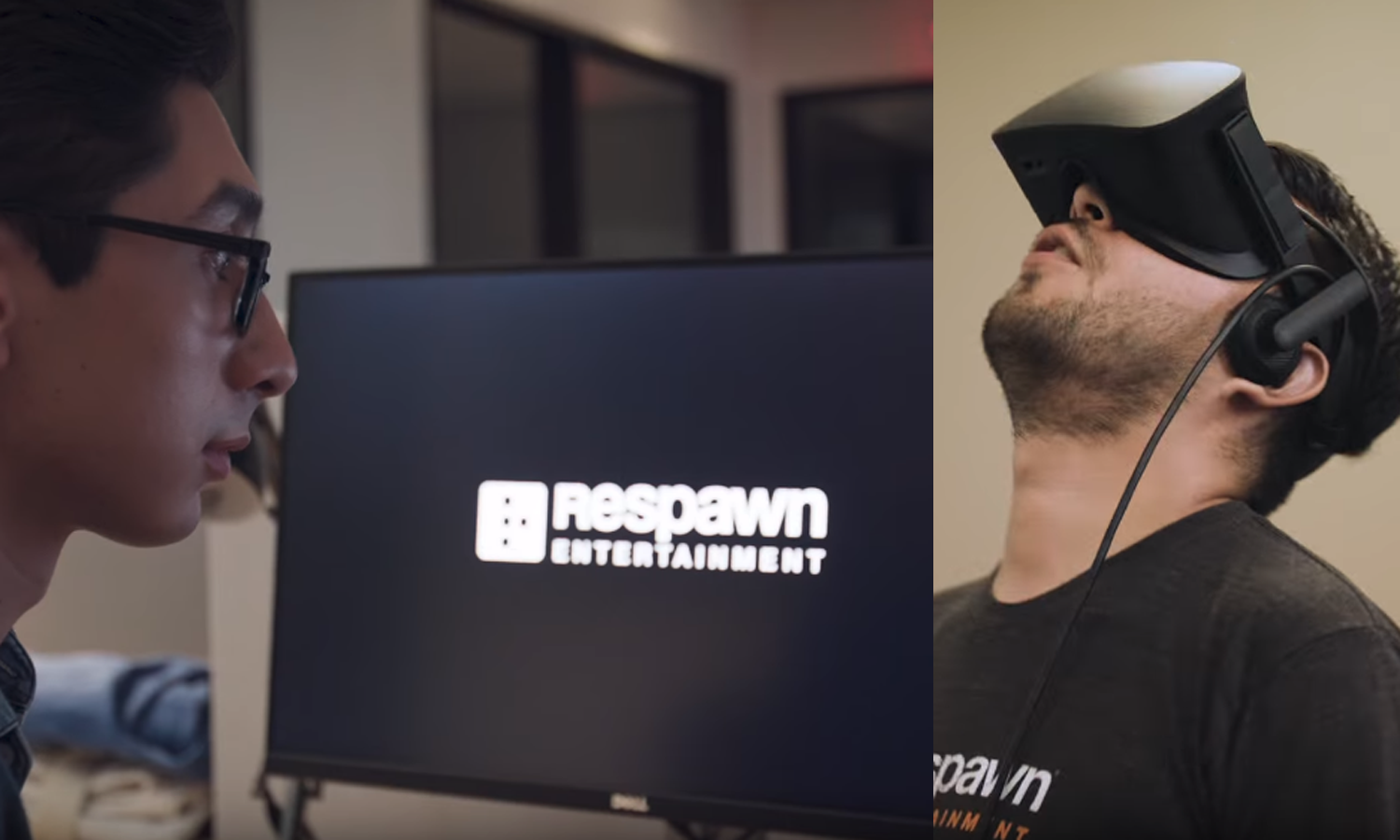 Titanfall Dev Respawn Announces Oculus Rift VR Game