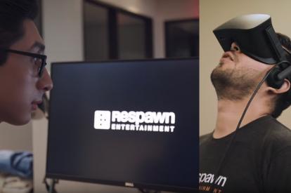 Respawn Oculus VR Virtual Reality