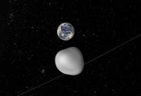 TC4 asteroid
