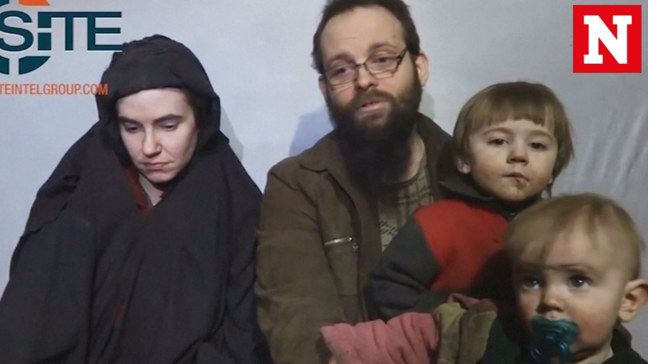 american-hostage-family-rescued-from-taliban-captivity-after-being-held-hostage-for-five-years