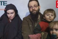 American Hostage Family Rescued From Taliban Captivity After Being Held Hostage For Five Years