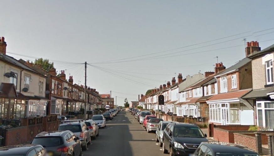 St Agathas Road, Birmingham