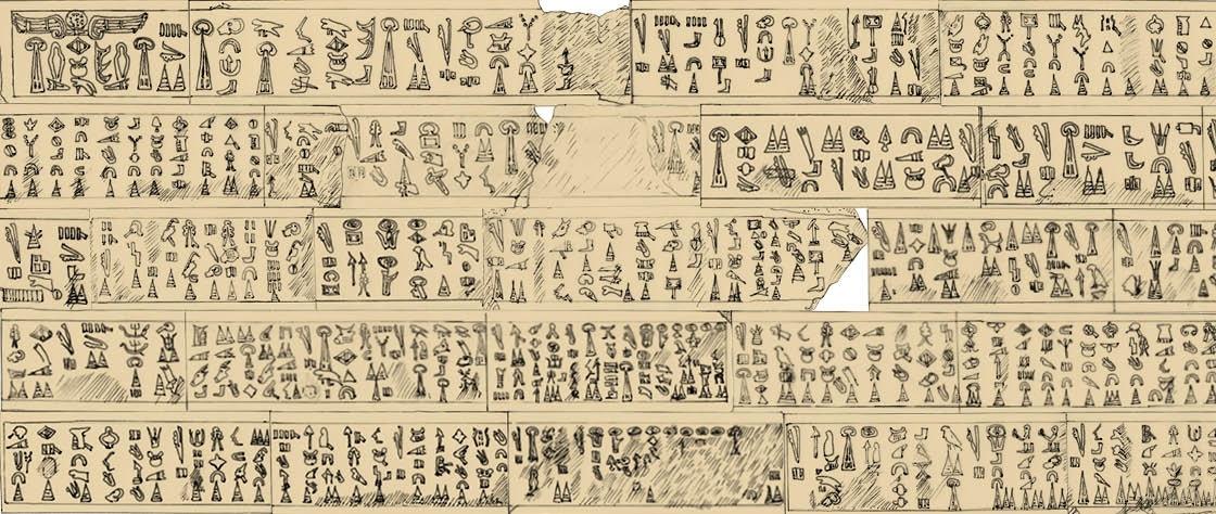 Luwian Hieroglyphs