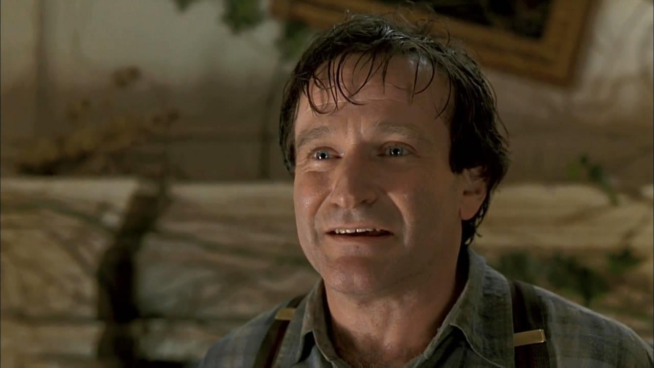 Jumanji Robin Williams