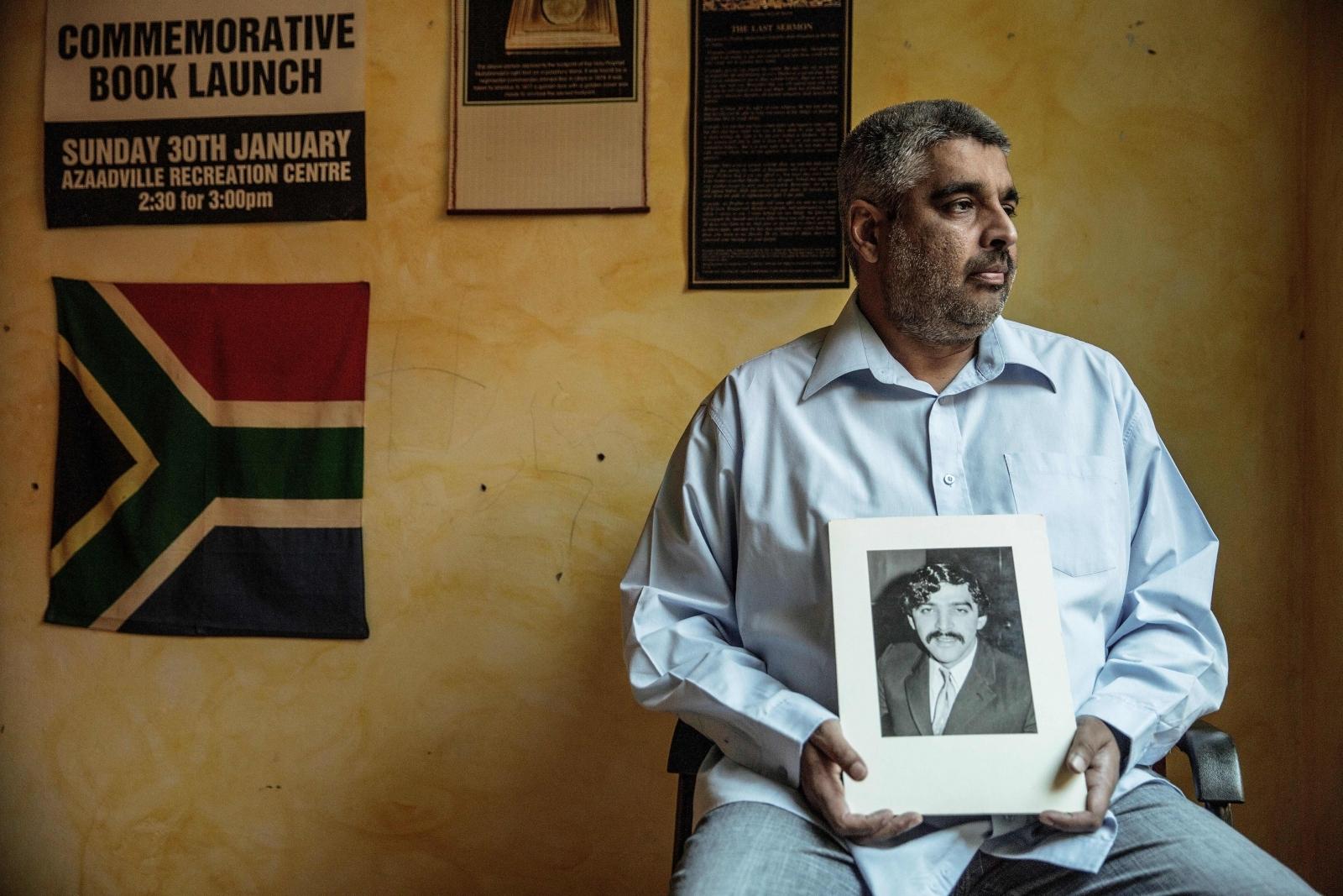 Ahmed Timol Mohamed Timol South Africa Apartheid