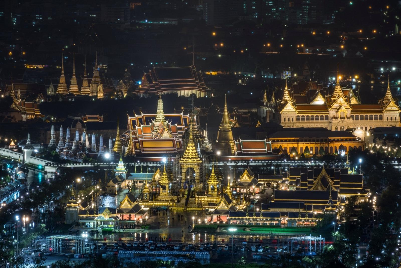 Thailand cremation