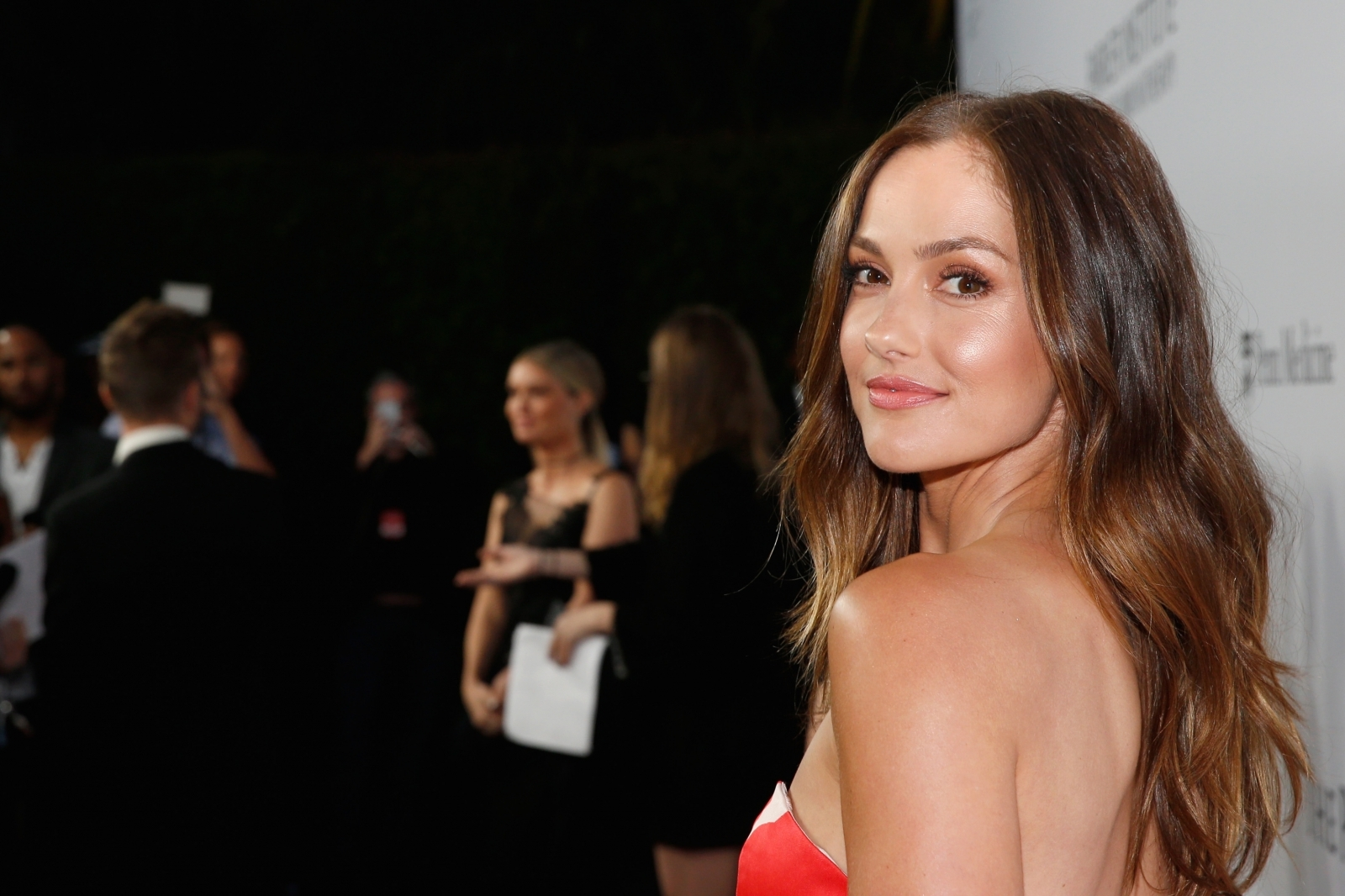 Minka Kelly Hits Back at Jesse Williams' Cheating Rumors
