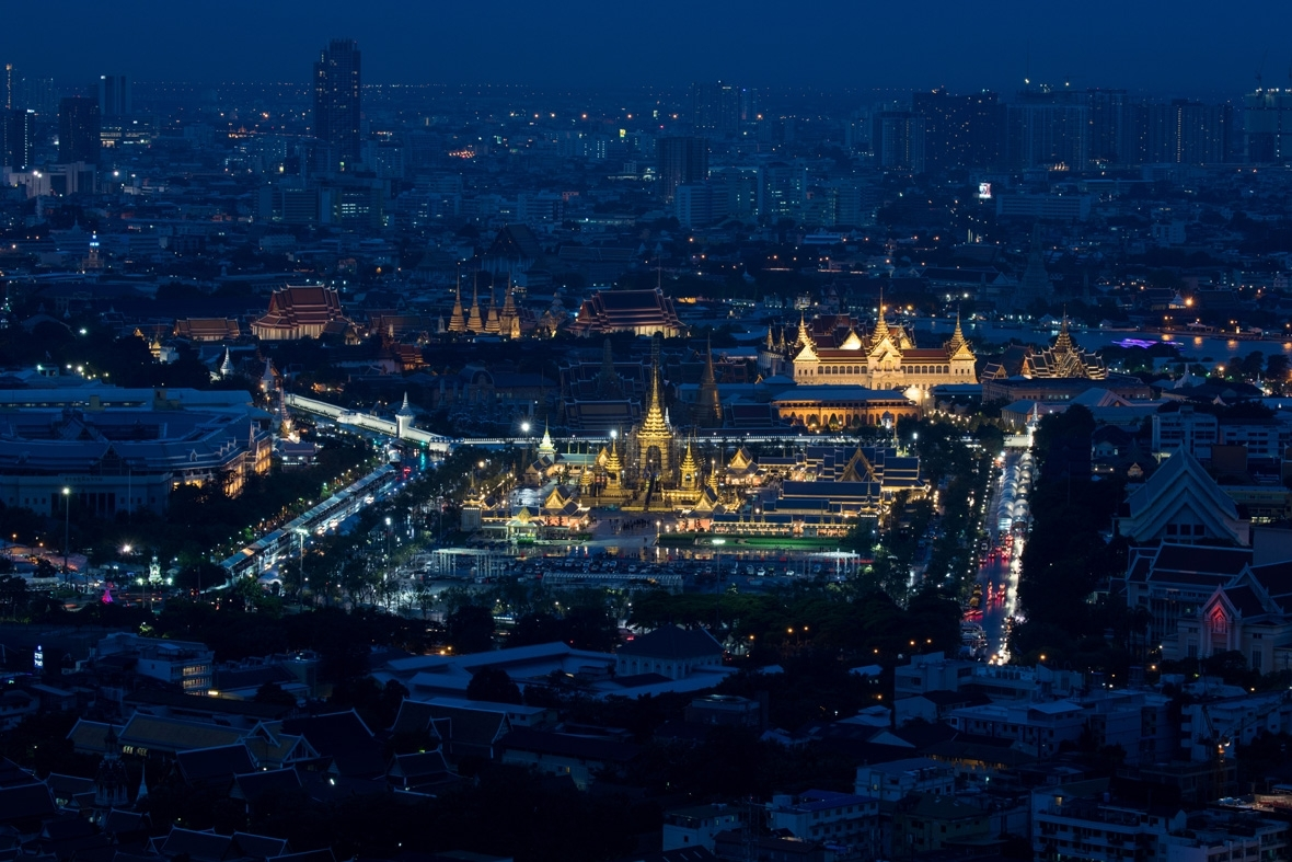 Thailand King Bhumibol funeral