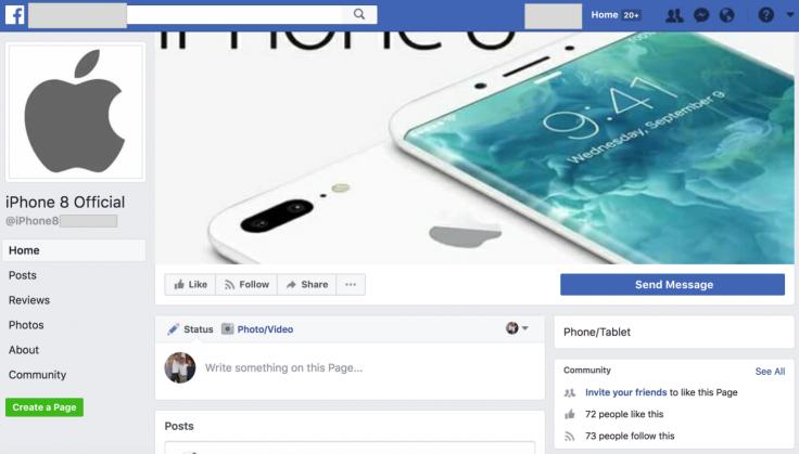 Facebook fame farming