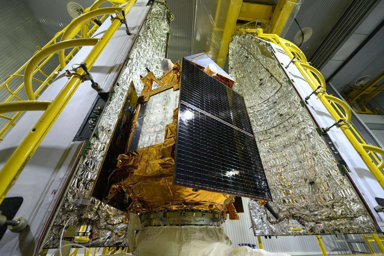 Sentinel 5p satellite