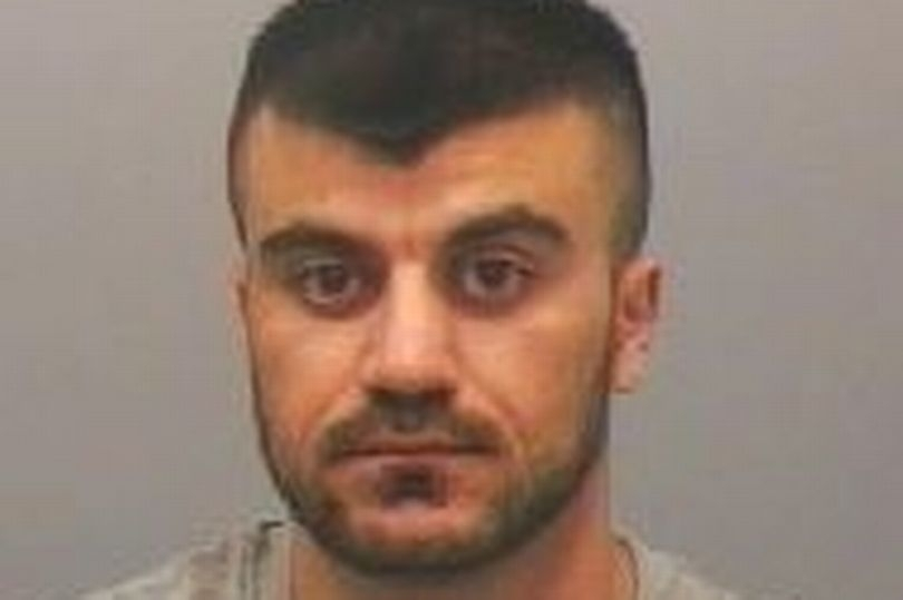 Sarbast Fatah has been jailed for seven years for rape