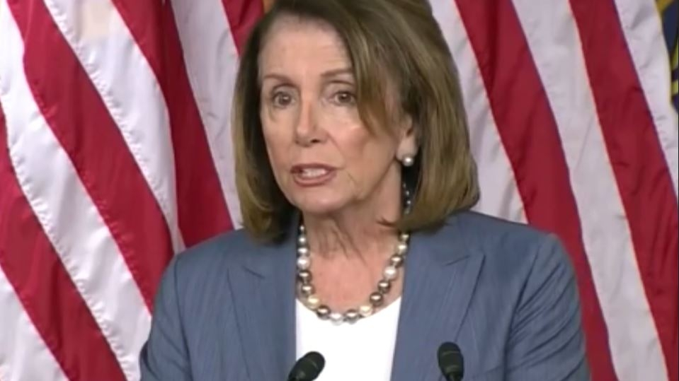 nancy-pelosi-says-passing-no-first-use-law-on-nuclear-weapons-is-urgent