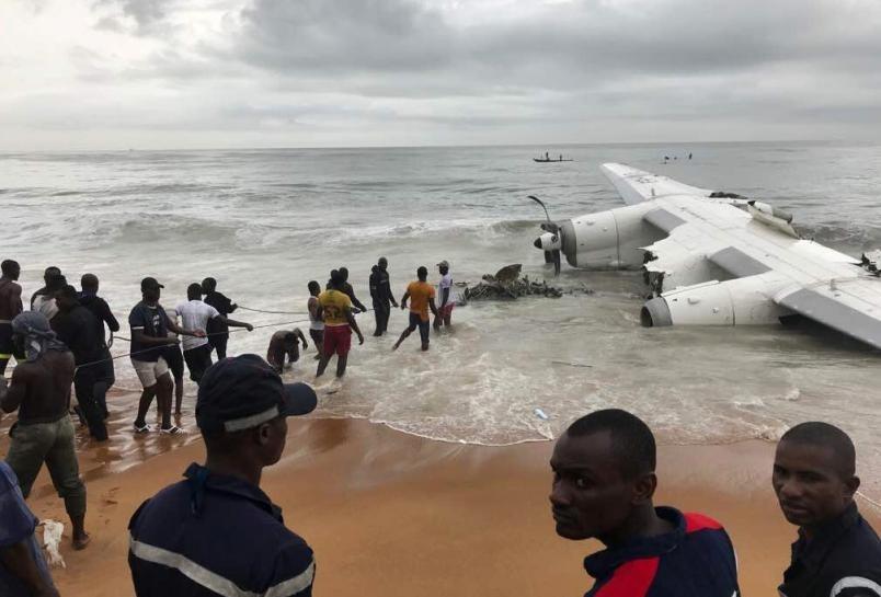Ivory Coast Plane Crash