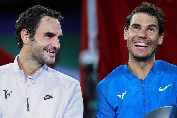Roger Federer's touching tribute to long-time rival Rafa Nadal