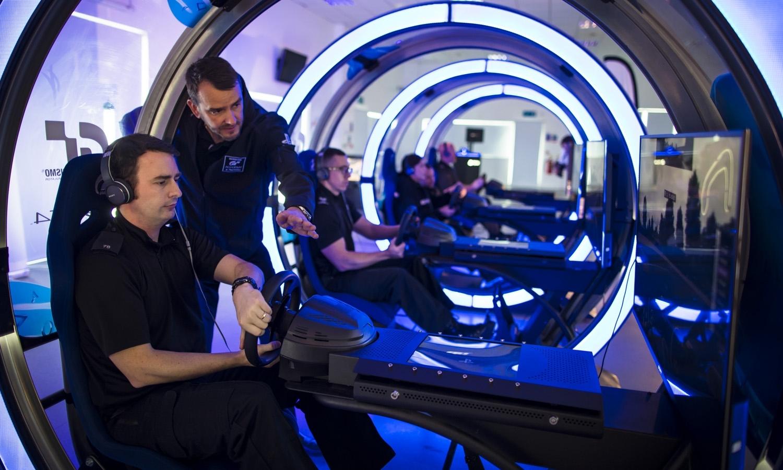 Gran Turismo Sport Police Training