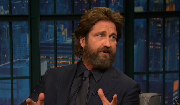 Gerard Butler 'Doing Well' After Getting Injured In Motorcycle Accident