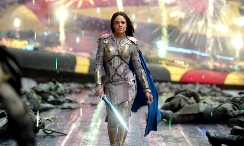 Tess Thompson Thor Ragnarok
