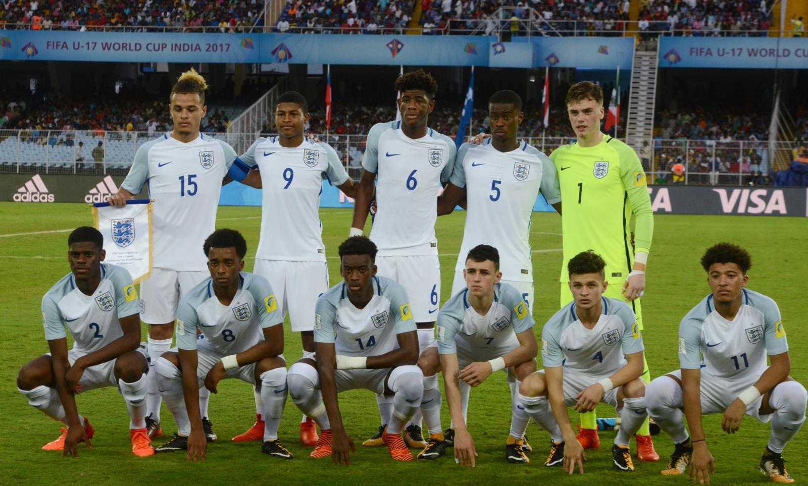 England Under-17