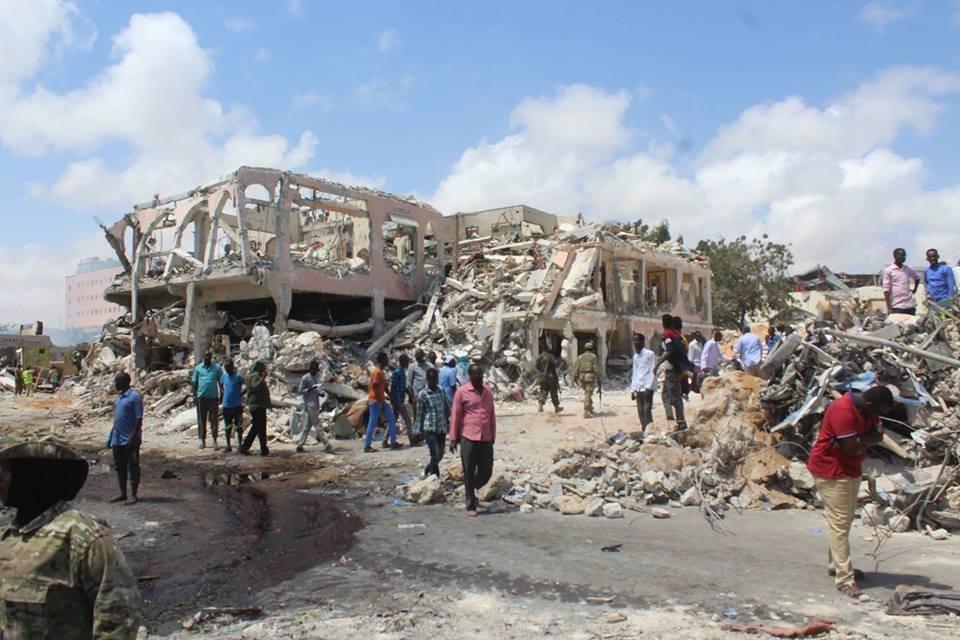 Mogadishu blast